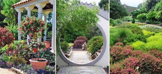 Садовое шоу на севере Германии